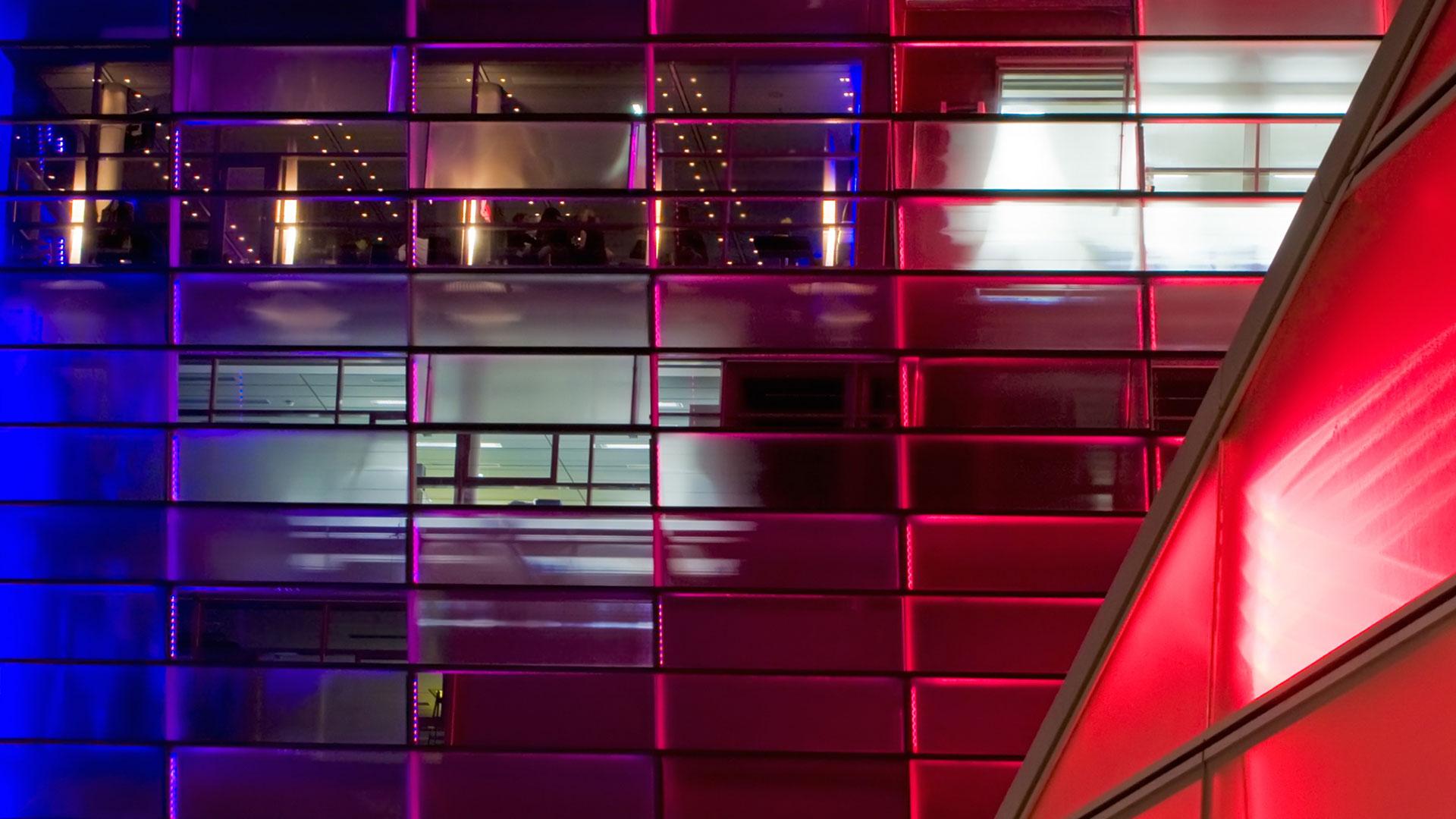 Oświetlenie Zewnętrzne Architektoniczne Iluminacje Elewacji