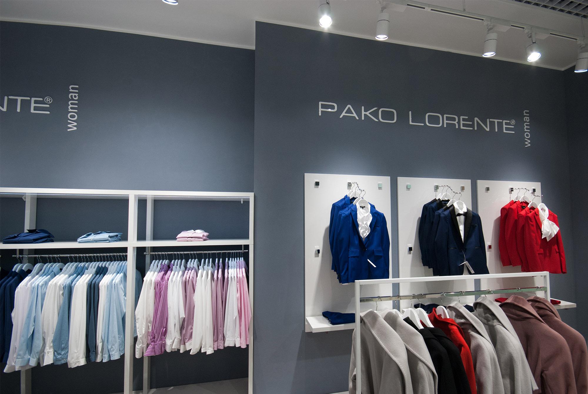 Salon Pako Lorente Woman, Wrocław